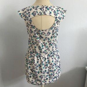 BCBGeneration Dresses - BOGO50%! BCBG Shift Dress Boho Floral Casual Flowy